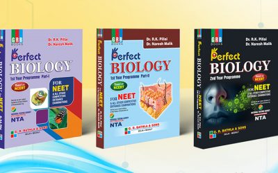 Best Books For NEET | Physics, Chemistry and Biology Books