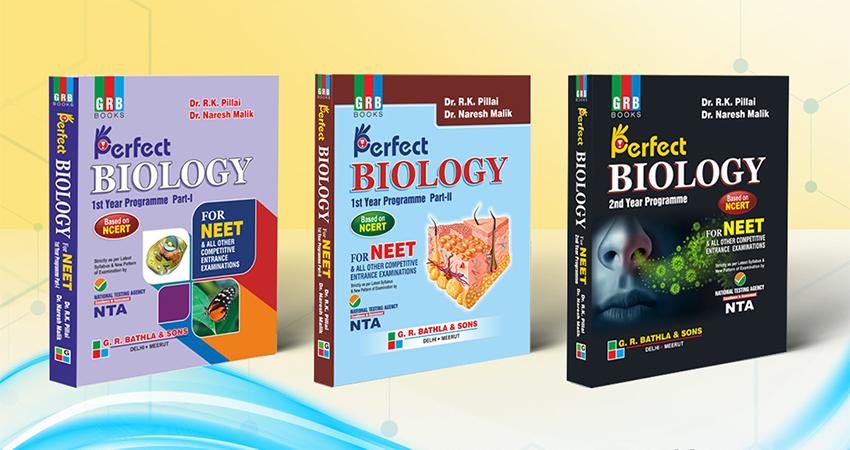 Books For Neet