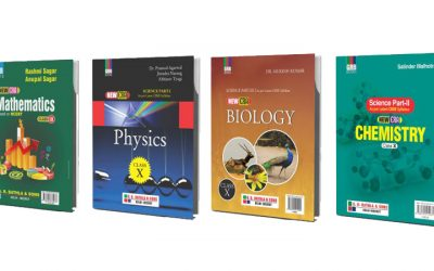 Best Books For CBSE Class 9 and Class 10