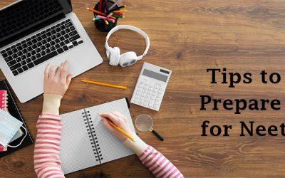 How do you start preparing for NEET